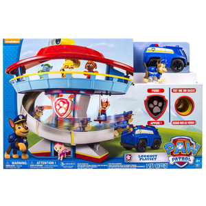 Giocattolo Paw Patrol Playset Quartier Generale Spin Master 0