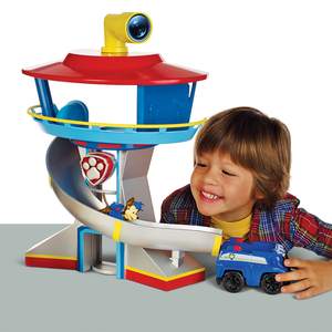 Giocattolo Paw Patrol Playset Quartier Generale Spin Master 2
