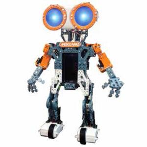 Giocattolo Meccano. Meccanoid G15. Robot Interattivo 60 Cm 270 Pz Meccano