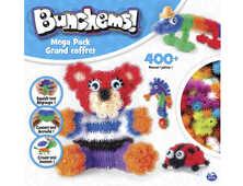 Giocattolo Bunchems. Kit Mega. Confezione 370 Bunchems e 36 Accessori Spin Master