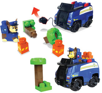 Giocattolo Paw Patrol Chase's Cruiser Spin Master