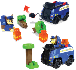 Giocattolo Paw Patrol Chase's Cruiser Spin Master 0