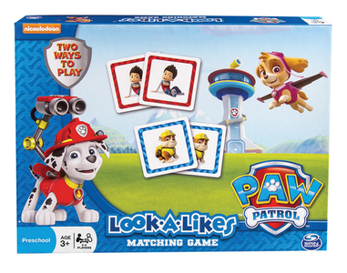 Giocattolo Paw Patrol. Memory Spin Master 0
