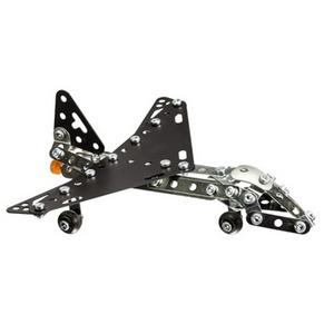 Giocattolo Meccano. Flight Adventure. Confezione 10 Modelli 150 pezzi Meccano 1