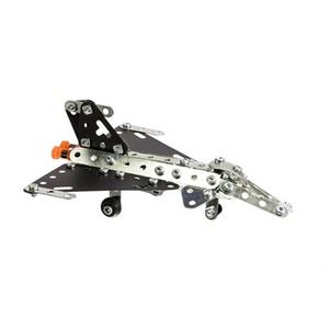 Giocattolo Meccano. Flight Adventure. Confezione 10 Modelli 150 pezzi Meccano 2