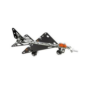 Giocattolo Meccano. Flight Adventure. Confezione 10 Modelli 150 pezzi Meccano 5