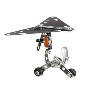 Giocattolo Meccano. Flight Adventure. Confezione 10 Modelli 150 pezzi Meccano 6