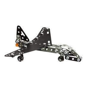 Giocattolo Meccano. Flight Adventure. Confezione 10 Modelli 150 pezzi Meccano 8