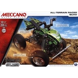 Giocattolo Meccano. All Terrain Vehicle. Confezione 2 Modelli 200 Pz Meccano 0