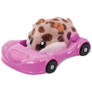Hamsters in a house con 6 accessori - 2