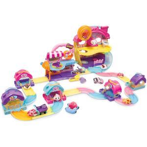 Hamsters in a house con 6 accessori - 3