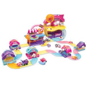 Hamsters in a house con 6 accessori - 6