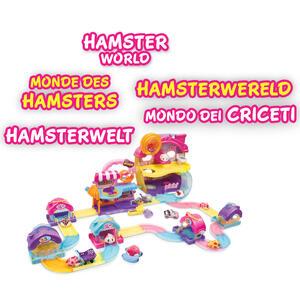 Hamsters in a house con 6 accessori - 8