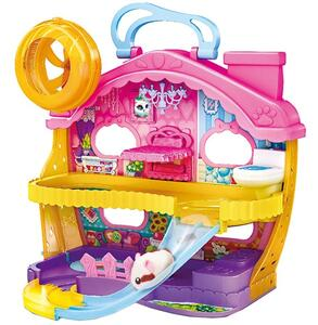 Hamsters in a  House. Playset Deluxe