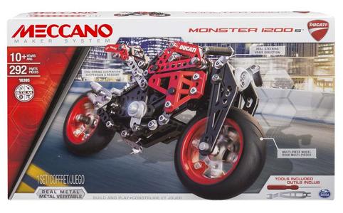Giocattolo Meccano. Elite Moto Ducati Spin Master 0