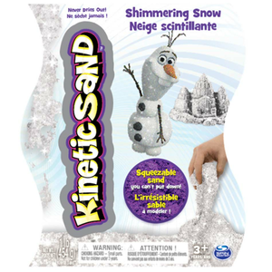 Giocattolo Kinetic Sand Frozen. Olaf Spin Master