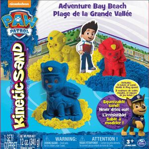 Giocattolo Kinetic Sand Paw Patrol Spin Master