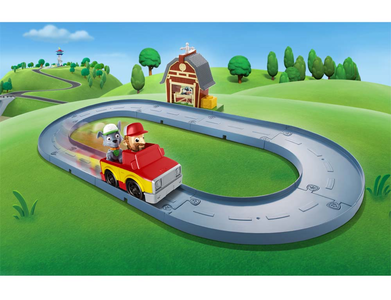 Giocattolo Paw Patrol On a Roll. Playset Pista Spin Master 0