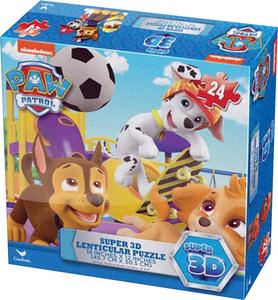Giocattolo Paw Patrol Puzzle Super 3D Spin Master