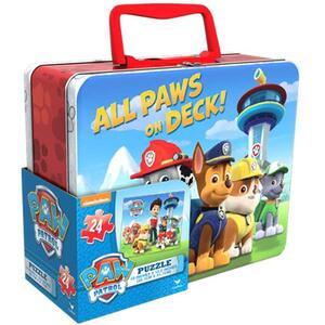 Puzzle Lenticolare Paw Patrol. In Tin Box - 2