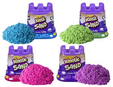 Kinetic Sand Mini Castello In Vassoio