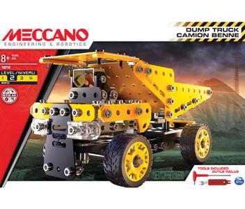 Meccano. Veicolo Dump Truck