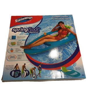 Gonfiabili Materassino Spring Float Con Schienale