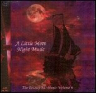 A Little More Night Music - CD Audio