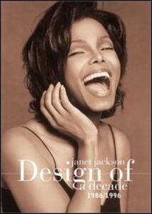 Janet Jackson. Design of Decade 1986/1996 di Jonathan Dayton - DVD