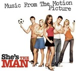 Cover CD She's the Man