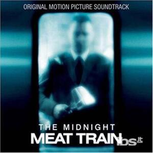 Midnight Meat Train (Colonna Sonora) - CD Audio
