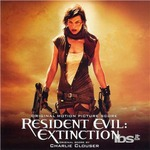 Cover CD Colonna sonora Resident Evil: Extinction