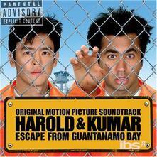 Escape from Guantanamo.. (Colonna sonora) - CD Audio
