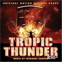 Tropic Thunder (Colonna sonora) - CD Audio