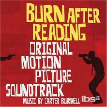Burn After Reading (Colonna sonora) - CD Audio