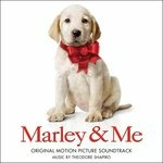 Cover CD Colonna sonora Marley & Me