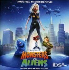 Monsters Vs. Aliens (Colonna sonora) - CD Audio