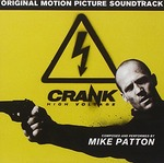 Cover CD Colonna sonora Crank: High Voltage