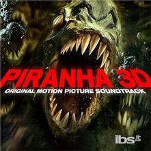 Piranha 3d (Colonna sonora) - CD Audio