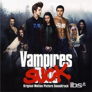 Vampires Suck (Colonna Sonora) - CD Audio