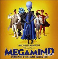 Megamind (Colonna sonora) - CD Audio