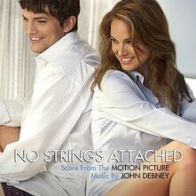 No Strings Attached (Colonna sonora) - CD Audio