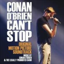 Conan O'brien Can't Stop (Colonna sonora) - CD Audio