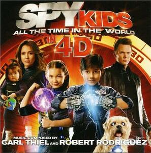 Spy Kids. All the Time.. (Colonna Sonora) - CD Audio