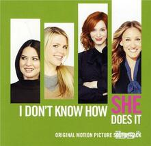 I Don't Know How She.. (Colonna sonora) - CD Audio