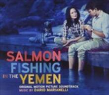 Salmon Fishing in the Yemen (Colonna sonora) - CD Audio di Dario Marianelli
