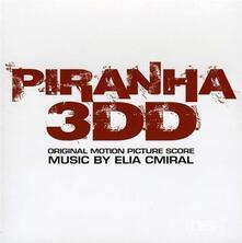 Piranha 3dd (Colonna sonora) - CD Audio