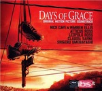 Cover CD Colonna sonora Days of Grace