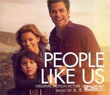 People Like Us (Colonna sonora) - CD Audio