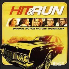 Hit & Run (Colonna sonora) - CD Audio